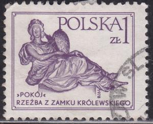 Poland 2284 USED 1978 Peace