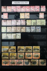 Labuan Stamp Collection