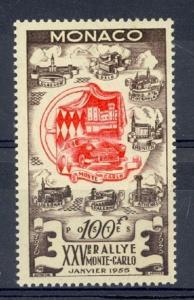 Monaco Scott 333 Mint hinged (Catalog Value $90.00)