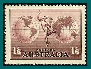 Australia 1937 Airmail, MNH  #C5,SG153a