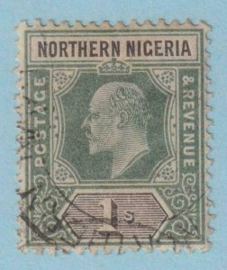NORTHERN NIGERIA 16  USED - NO FAULTS EXTRA FINE !
