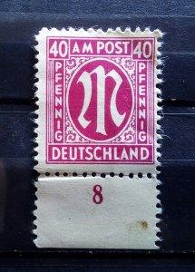 Germany AM Post Mi 30 **
