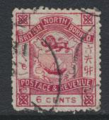North Borneo  SG 42  Used     please see scans & details