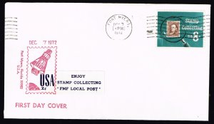 US STAMP  FMF LOCAL POST FDC COVER