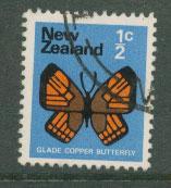 New Zealand  SG 914 FU