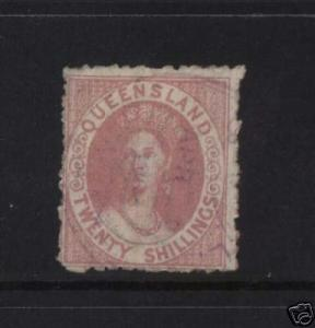 Queensland #56 Used