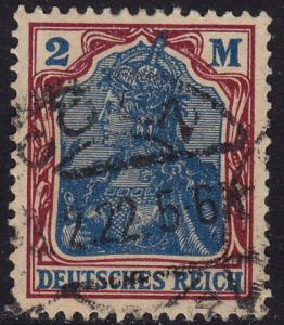 Germany - 1920 - Scott #131 - used - Germania