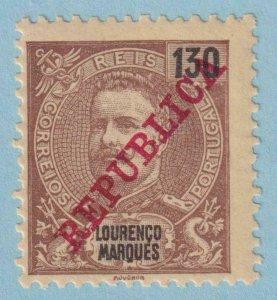 LOURENCO MARQUES 151  MINT HINGED OG * NO FAULTS EXTRA FINE!
