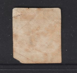 Romania a 2p imperf used from 1865