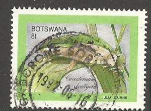 Botswana   Scott 510  Used