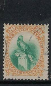 Guatemala SC 25 VFU (6dqm)