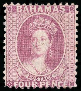 Bahamas Scott 25 Gibbons 41 Mint Stamp