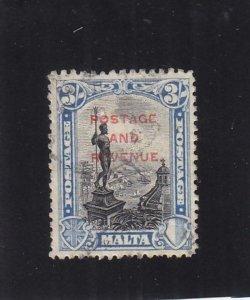 Malta: Sc #145, Used (35462)