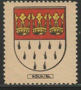 Holn Cinderella Poster Stamp Reklamemarken A7P4F799