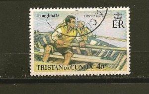 Tristan Da Cunha 175 Rowing Longboat Used