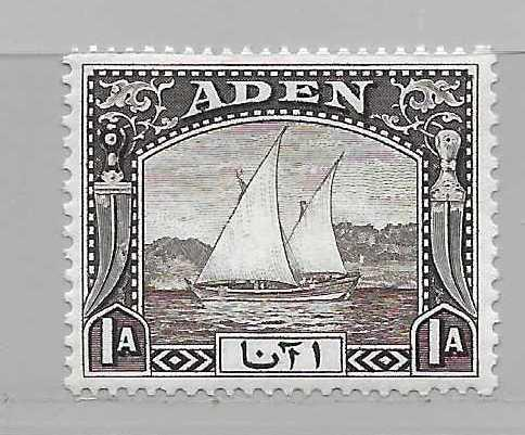 Aden 3 1a Dhow single MH