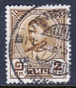 Thailand - Scott #243 - Used - SCV $0.45
