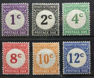 MALAYA STRAITS SETTLEMENTS 1936 KGV $2 MLH SG#273 M3193