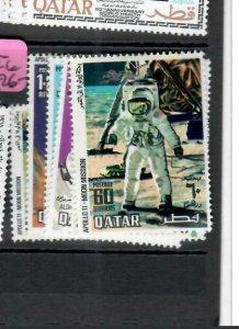QATAR (P2708B)   SPACE   SG 301-6    MOG