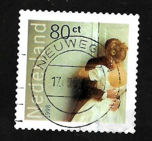 Netherlands 1998 - U - Scott #990A