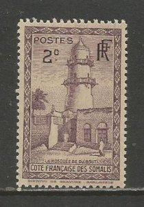 Somali Coast   #146  MNH  (1938)