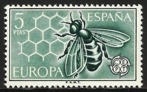 Spain 1962 Scott# 1125 MNH