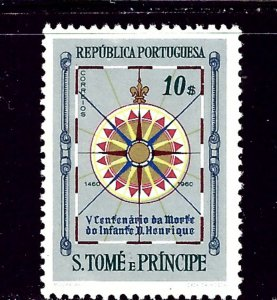 St Thomas and Prince 372 MNH 1960 issue