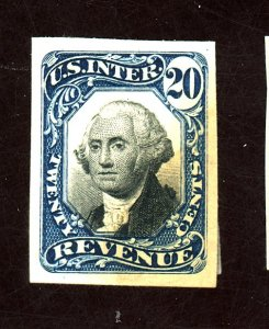 R111P4 MINT PROOF F-VF STAIN HR Cat $15