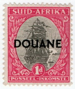 (I.B) South Africa Revenue : Customs Duty 1d (Afrikaans)