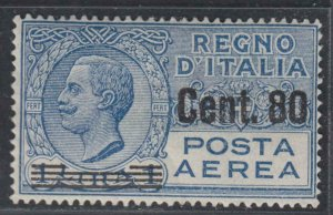 Italy Regno - 1927 Posta Aerea (Air Mail) n.9 cv 680$ super centered MNH**