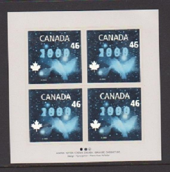 CANADA S/S  MNH STAMPS  #1812  LOT#PB61