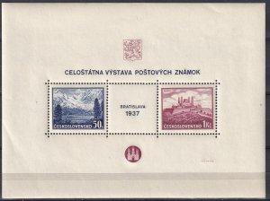 Czechoslovakia #239  MNH CV $2.50 (Z4031L)