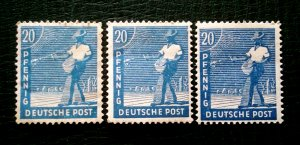 Germany Allied Occupation Mi 950 **