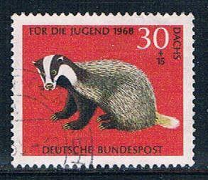 Germany B432 Used Badger (GI0479P117)+