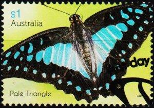 Australia. 2012 $1 Fine Used