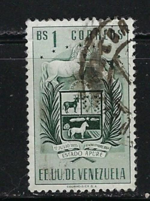 Venezuela 602 Used 1951 issue