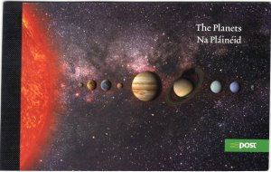 Ireland 2007 The Planets Complete Booklet MNH