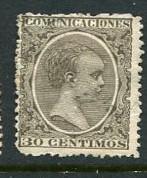 Spain #264 Used