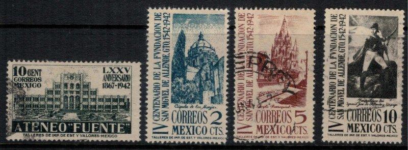 Mexico #780-3  CV $2.40