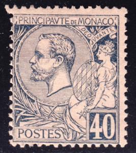 Monaco Scott 22   Fine mint OG HH.