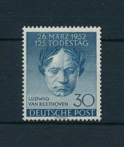 [98198] West Germany Berlin 1952 Beethoven  MLH