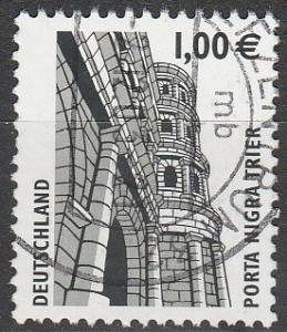 Germany #2205 F-VF Used  (S5810)