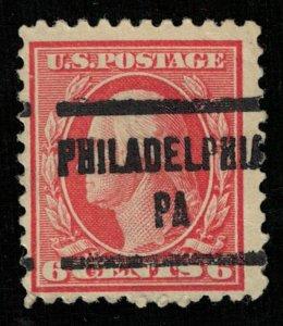 United States, 6c, George Washington (3221-Т)
