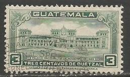 GUATEMALA 309 VFU L311-1