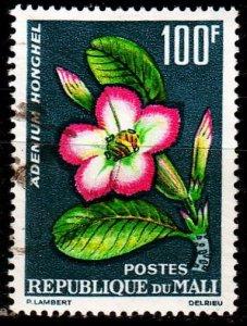 MALI [1963] MiNr 0080 ( O/used ) Blumen