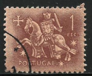 Portugal 1953 Scott# 766 Used