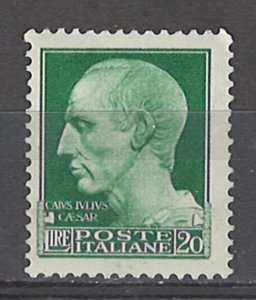 COLLECTION LOT # 4958 ITALY #229 WMK 140 MNH 1929