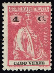 Cape Verde #181 Ceres; Unused (2Stars)