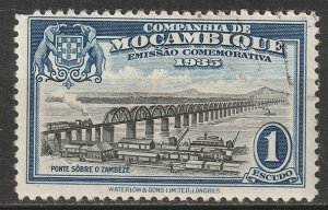 Mozambique Company 1935 Sc 164 MH*