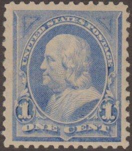 US Stamp #246 Mint Hinged 2461209147